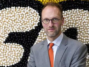 Lego executive chairman and former CEO Jørgen Vig Knudstorp