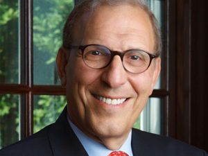 Harvard Business School professor and author Len Schlesinger