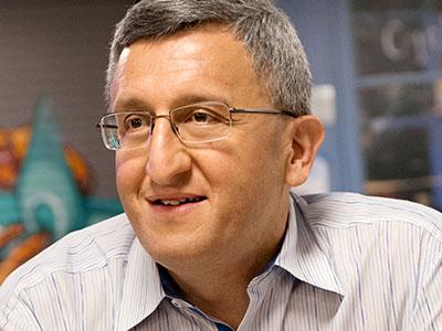 Draper CEO Ken Gabriel